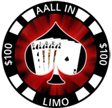 Aall In Limo & Party Bus Logo