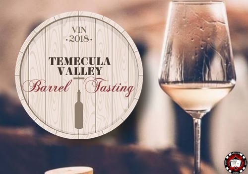 Book a Limo for the Annual Temecula Barrel Tasting!