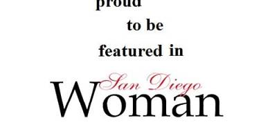 San Diego Woman Magazine Featured Aall In Limo & Party Bus!