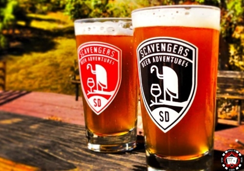 Go on a Beer Tasting Adventure with Scavengers Beer & Adventure Tours