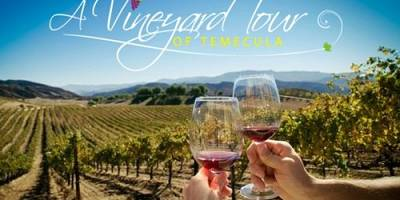 A Vineyard Tour of Temecula Merged With Aall In Limo & Party Bus