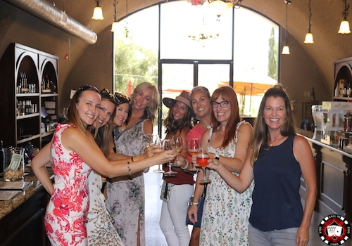Wine Tour Team Building for Small Businesses in San Diego