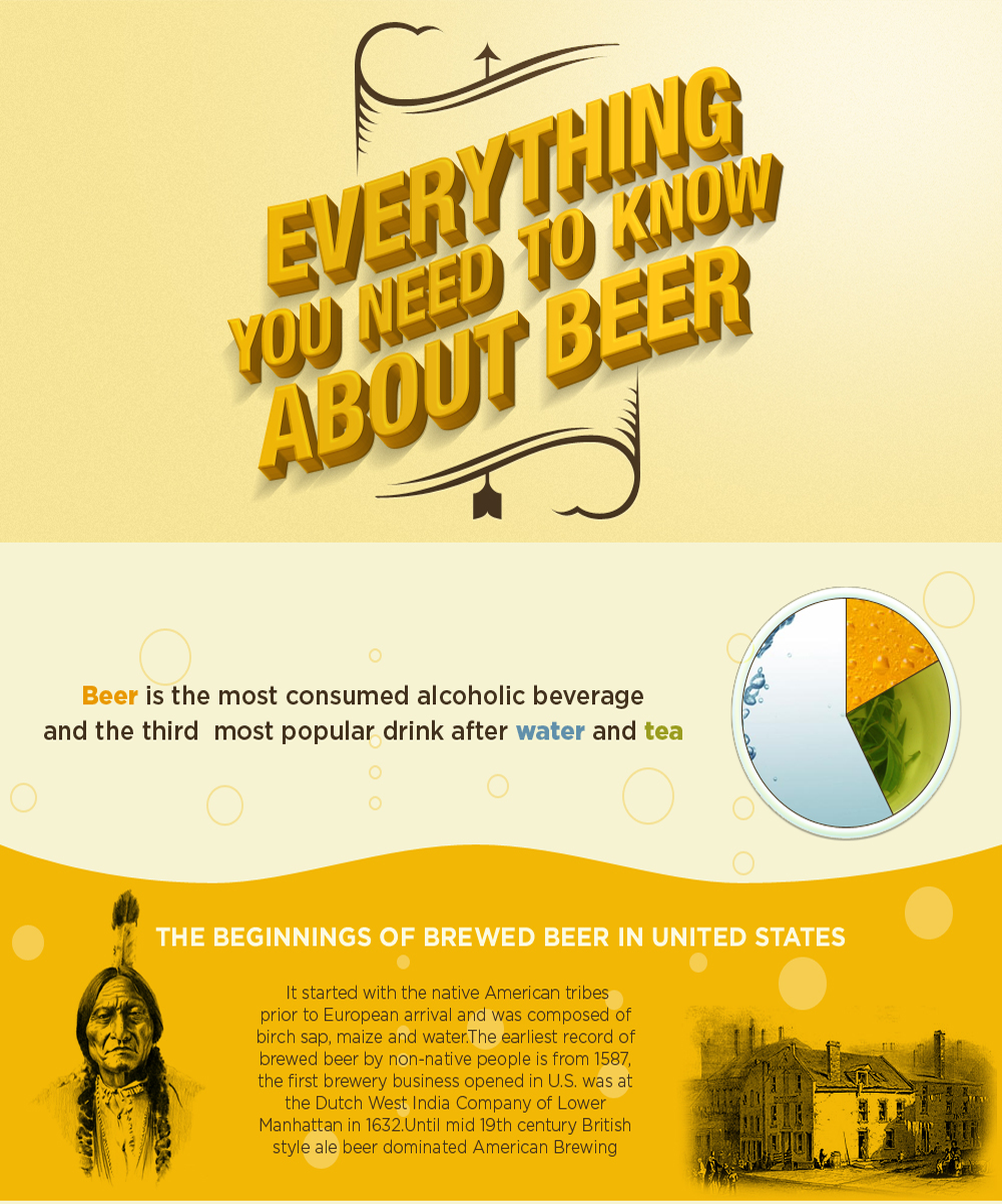 Everything You Need To Know About Beer